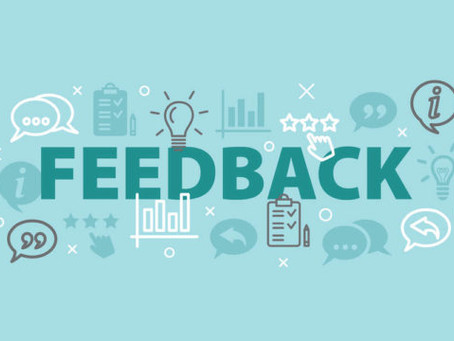 The VALUE OF FEEDBACK