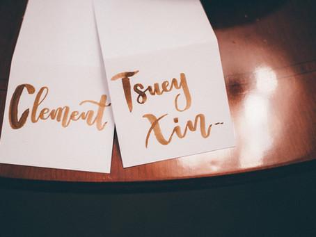 THE RITZ-CARLTON KL & CIAO RISTORANTE: CLEMENT + TSUEY XIN
