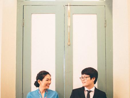 MAJESTIC HOTEL MELAKA: YON LI + YEN MEI
