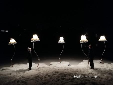 Des luminaires pour votre extérieur