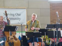 Chris Merz -- Sax Soloist