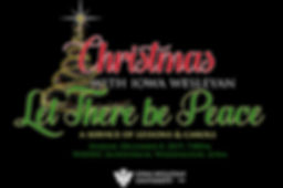 Christmas with IW icon Let there be Peac