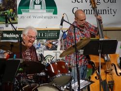 John Kessell Drums -- Byron Stevens Bass