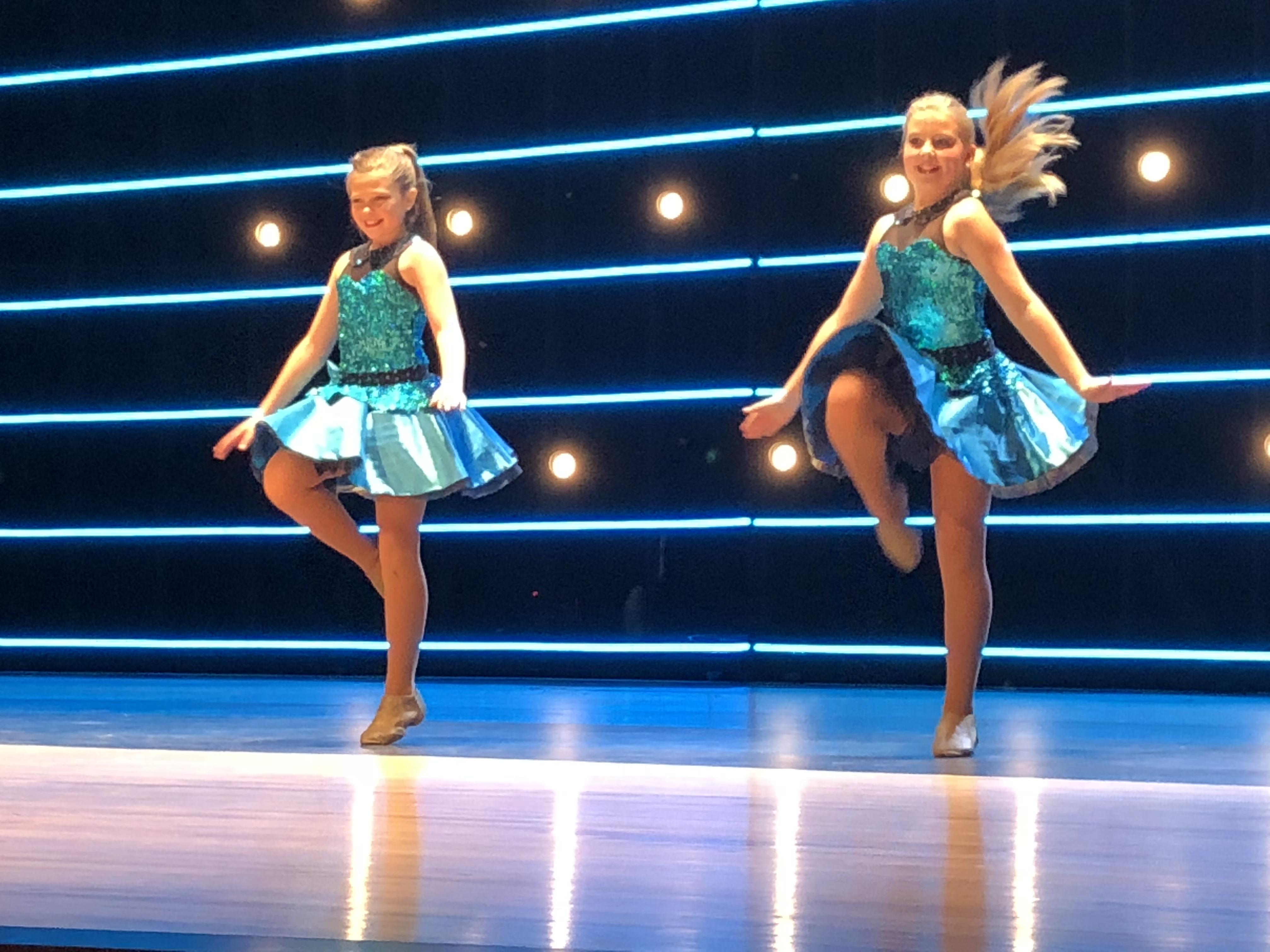 A Dancing Duo