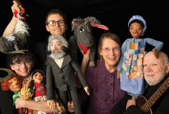 The Eulenspiegel Puppets