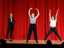 Improv Show - Mid-Prairie Acting Team 2.
