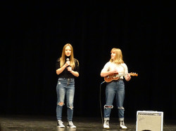 Spotlight 2020 Vocal & Ukelele Duet