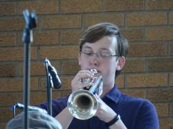 James Mons -- Trumpet Solo