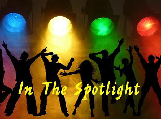 In the Spotlight - Talent Show!