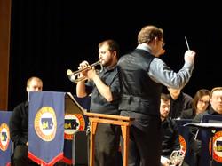 Matt Hartman Trumpet Soloist EIBB 2