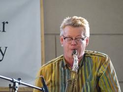 Chris Merz -- Sax Solo