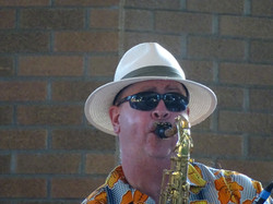 Tom McNamar -- Sax Solo