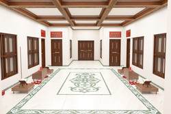 Shravika Upashray Interior