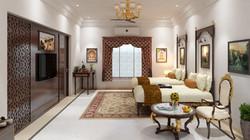 Dharmashala Bedroom
