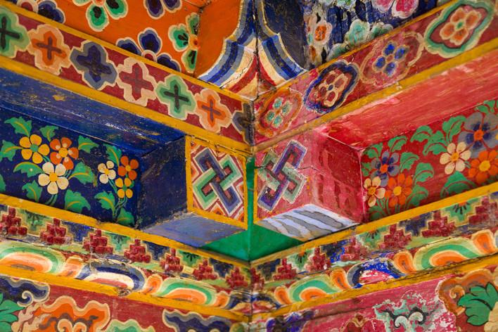 Ladakh Architecture