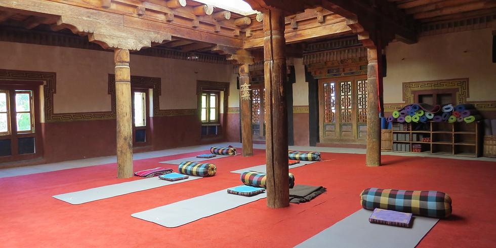 Yoga with Nayana : May 19/21/23