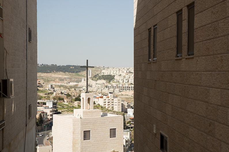 Cross in Israel
