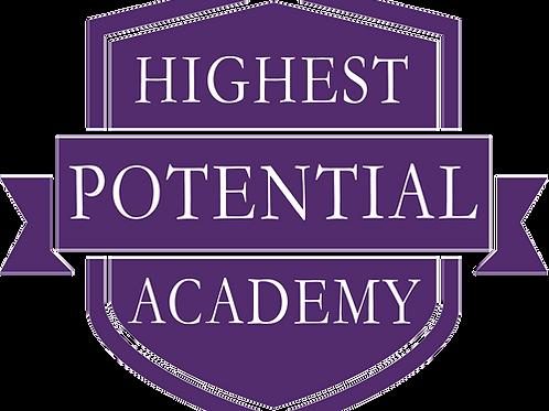 Season 3 Audio Highest Potential Academy 2017