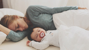 Co-Sleeping with Your Baby