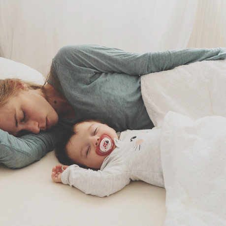 Co-Sleeping with Your Baby... is it safe for YOU??