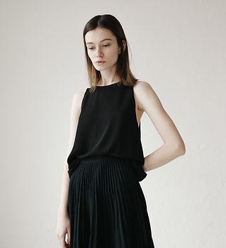Girl Wearing Dress