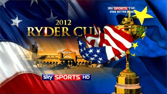 RYDER CUP 2012, Medinah Country Club, USA