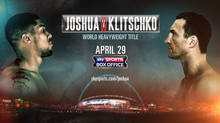 KLITSCHKO vs JOSHUA, Wembley Stadium, London