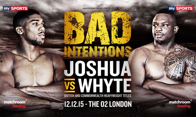 JOSHUA vs WHYTE, O2 Arena, London