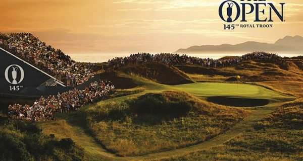 THE OPEN CHAMPIONSHIP 2016, Royal Troon Golf Club in Ayrshire, Scotland