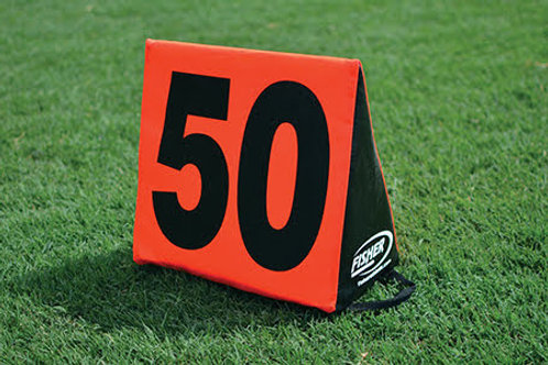 Weighted Sideline Markers - Set of 11 (+Freight Charge)