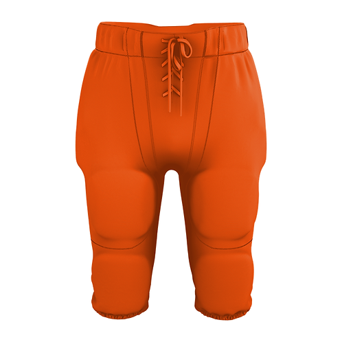 Alleson Adult Slotted Game Pant (Shine)