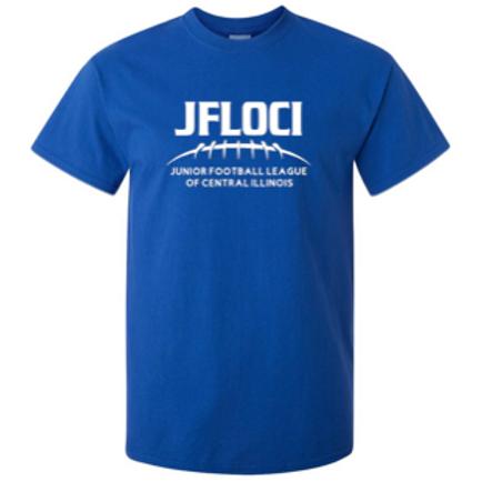JFLOCI T-Shirt (Long & Short Sleeve)