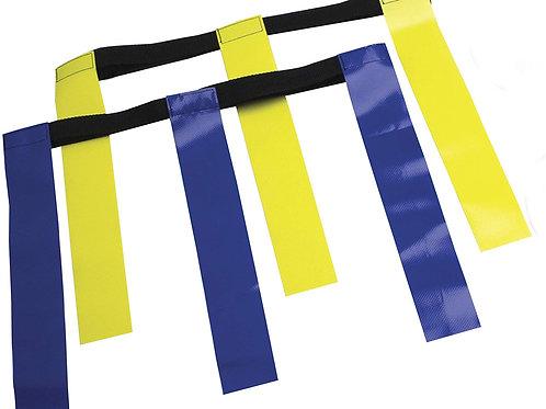 Flag Belt Set (3 Flags & Slides)
