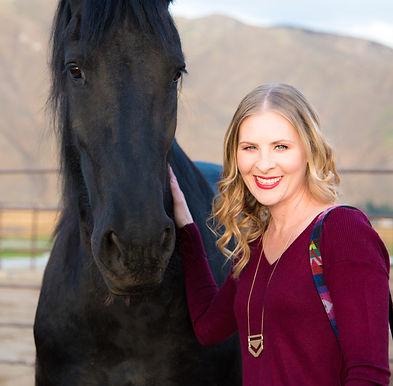 Equestrian Photographer Amber Hardiman