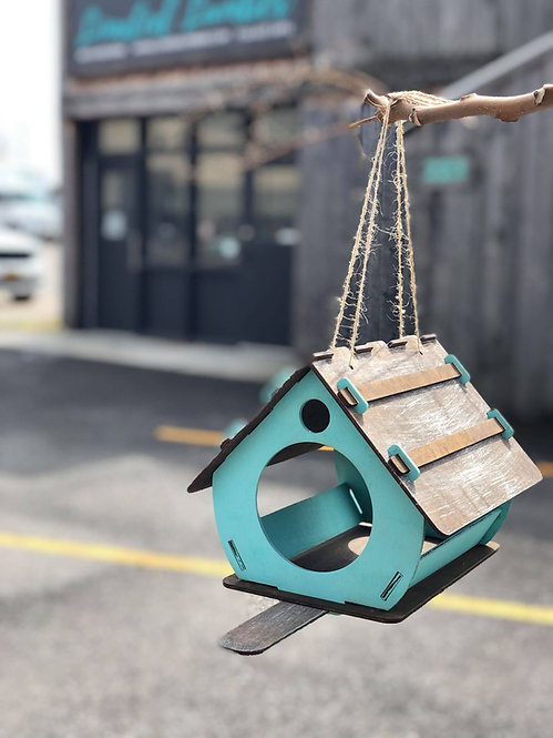 Bird House DIY Kit