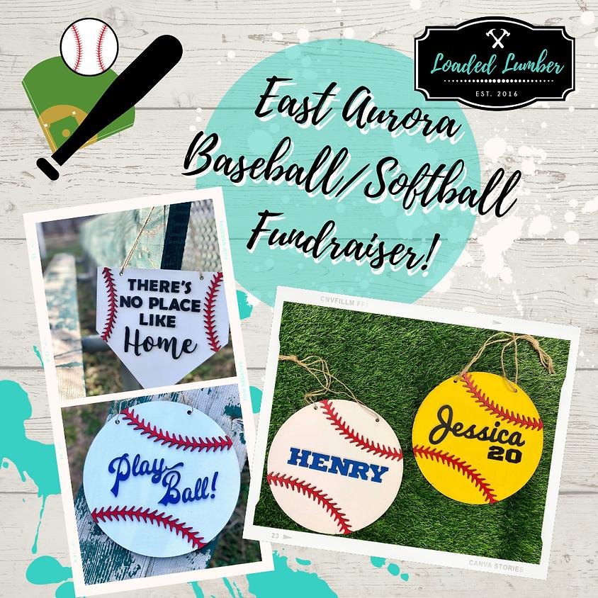 East Aurora Baseball & Softball Fundraiser  (1)
