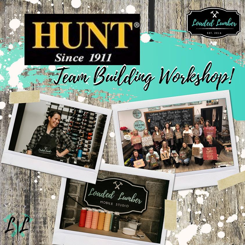 Hunt Private Party - Team Building Workshop