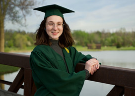 Kate - college graduate