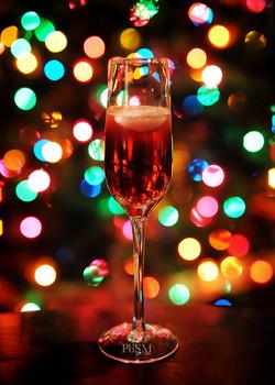 Wine Glass Bokeh