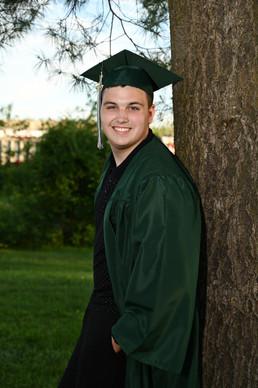 David - HS Graduate