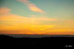 Gorton Rd. Sunset