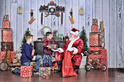Santa Heirloom Sessions