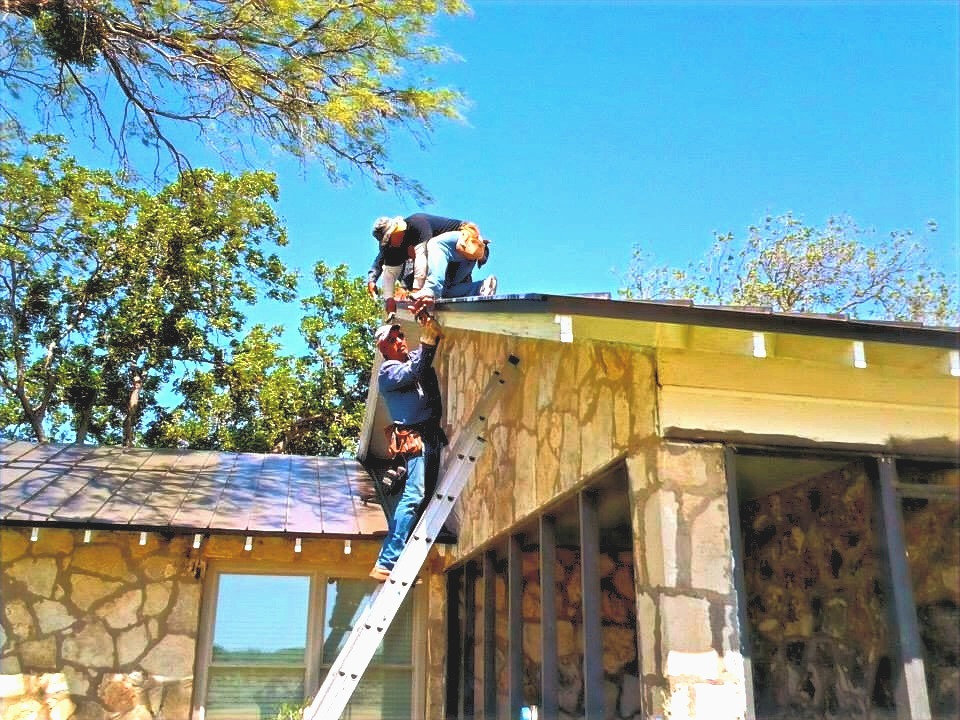 Roofing Repair & Maintenance