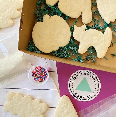 Halloween/ Thanksgiving DIY Cookie Decorating Kits