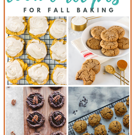 Top 10 Gluten Free Cookie Recipes for Fall