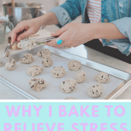 Confessions of a Stress Baker
