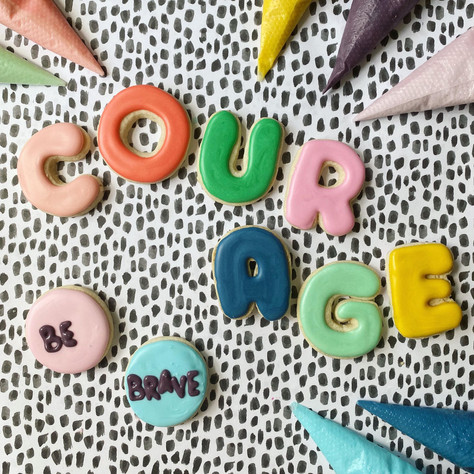 Choosing Courage as a Creative Business Owner