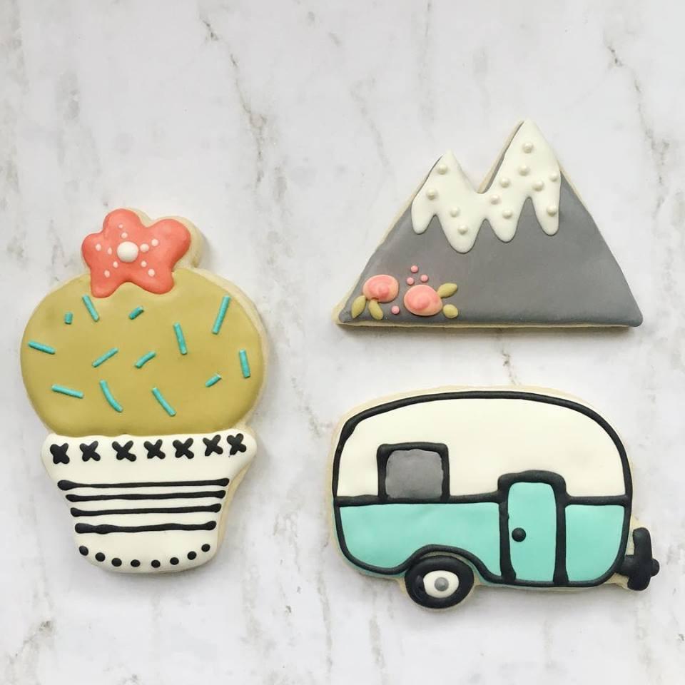 Camper Cookies