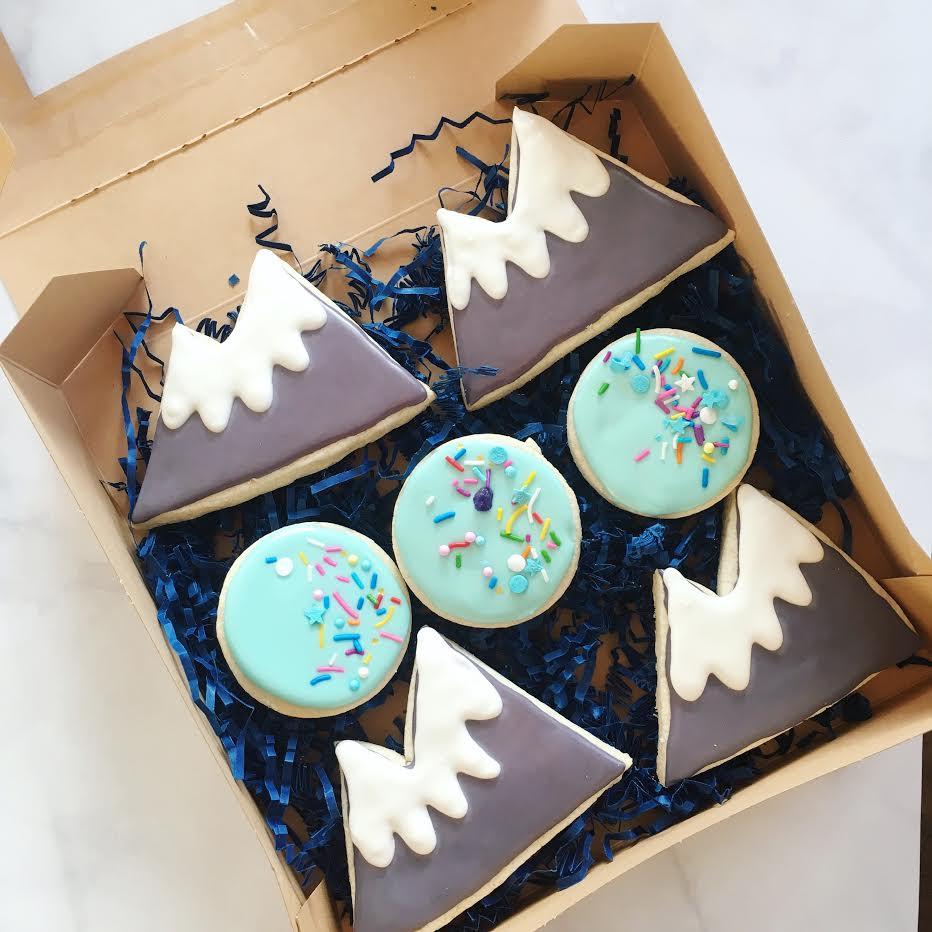Pikes Peak Cookies