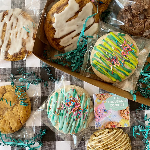 Holiday Cookie Crate- Cookie Exchange in a Box!